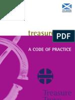 Code of Practice for Treasure Trove in Scotland