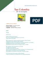 Plan Colombia ABC de Una Tragedia