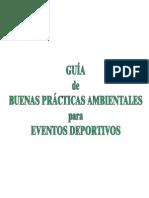 Guia de buenas practicas ambientales para eventos deportivos - Elkin Londoño