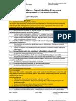 GFSI Global Markets Basic Intermediate Level Assessor Guideline