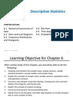 6- Descriptive Statistics