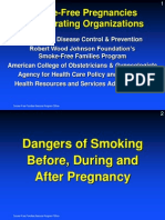 Dangers of Smoking Before, During and After Pregnancy