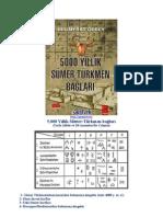 5000 Yillik Sumer Turkmen Baglari