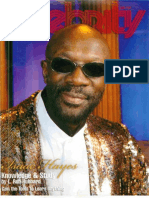 Celebrity 370 (2005), Isaac Hayes