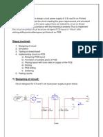 PCB Project Report