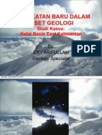 Modern Approach in Geological Research