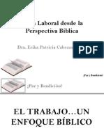 Ética laboral perspectiva bíblica