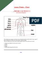 pressure points chest