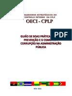 Guiao-de-boas-praticas-Guião de boas práticas para a prevenção e comba-te à corrupção na Administração Pública