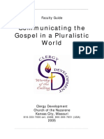 Communicating the