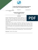 Jurnal Pa Perancangan Dan Implementasi VPN Menggunakan Protokol Pptp Dan l2tp Berbasis Mikrotik