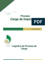 proceso de carga