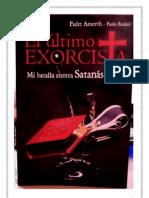 99987784 Gabriele Amorth El Ultimo Exorcista 2012