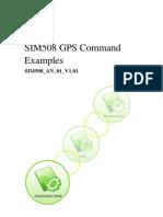 SIM508_GPS COMMAND