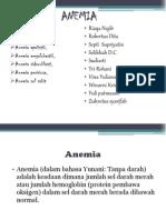 Patofisioanatomi Anemia - Copy