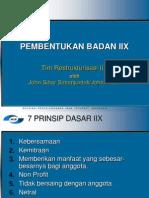 IIX Development