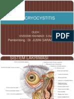 Dacryocystitis Power Point