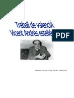 Treball Vicent Andres Estellés (Salva Cuñat 2º batx)