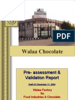Presentation- Walaa Chocolate Dec 13,2004 IMS