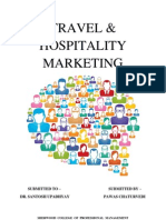Travel & Hospitality Marketing