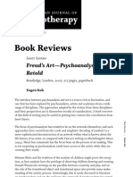 Janet Sayers' Freud's Art- Book review