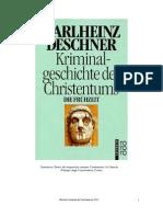 Historia Criminal del Cristianismo