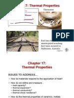 termal özellikler