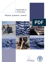 Pêche artisanale Ghanouch Tunisie