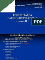 2. Resuscitarea Cardio-respiratorie Partea II