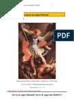 Is Jezus de engel Michaël
