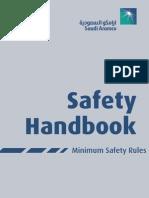 Saudi Aramco Safety Handbook