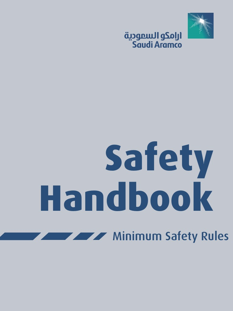 Saudi Aramco Safety Handbook | Crane (Machine) | Welding