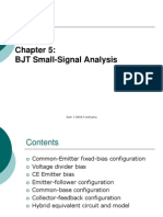 BJT small signal.ppt