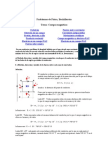 Problemas de Física campo magnético