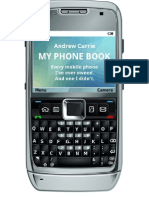 My Phone Book