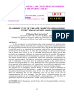 Feasibility Study of Pervasive Computing Approach for Energy Management in Mobiles