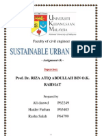 Project of Kajang Sustainability