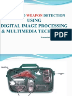 Concelaed Weapon Detection