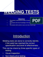 weld tests