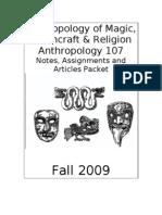 Anthropology of Magic