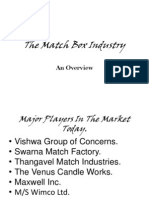 86727979 the Match Box Industry