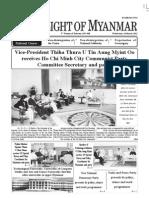 (14!03!2012) New Light of Myanmar