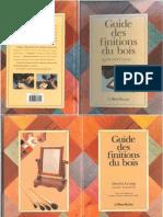 Finitions bois