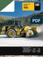 Catalogo Cargador Frontal 950g Caterpillar