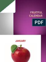 Fruitful Calendar
