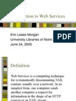 Web Services 1