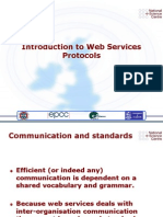 Introduction to Web Services Protocols 1