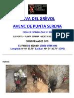 COVA DEL GRÈVOL