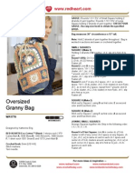 Oversized Granny Bag
