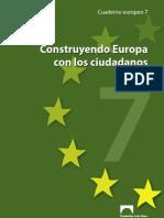 Cuaderno Europeo 7